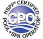NSPF Certified Pool Spa Operator