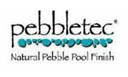 Pebble Tec durable pool finishes